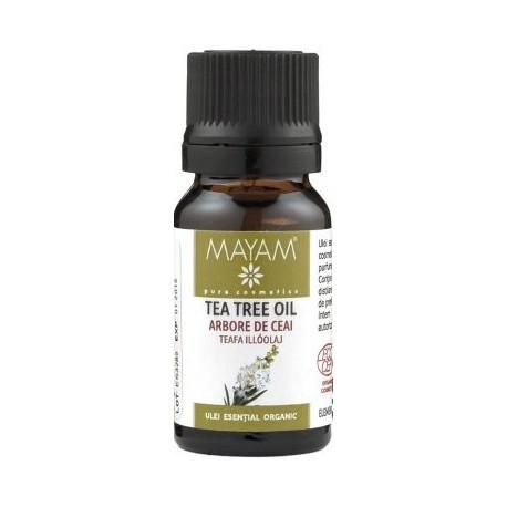 Ulei Tea Tree Bio 10ml Metrafo