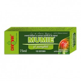 Crema Sunghit-Mumie 75ml Damar