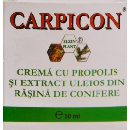 Crema Carpicon Propolis 50ml Elzin Plant