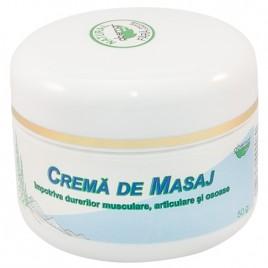 Crema Masaj Dureri Musculare - 50g Abemar