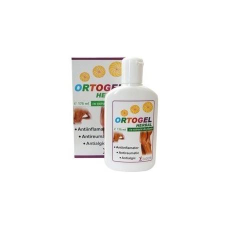 Ortogel Herbal 175ml Elidor