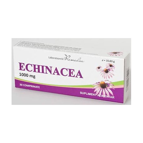 Echinaceea 1000mg 30cp Remedia