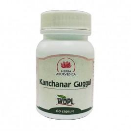 Kanchanar Guggul - 60cps Herba Ayurvedica