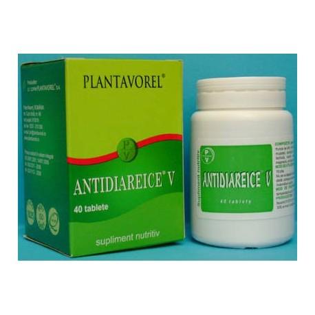 Antidiareice V 40tb Plantavore