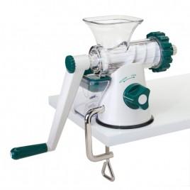 Storcator Manual Presare la Rece Argintiu Lexen - Healthyjuicer