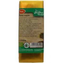 Pasta Cacao - Eco 250g Pv Et