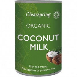 Lapte de Cocos - Eco 400ml Clearspring