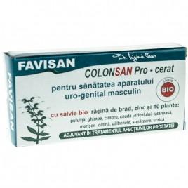Supozitoare Colonsan Pro Masculin 10buc Favisan