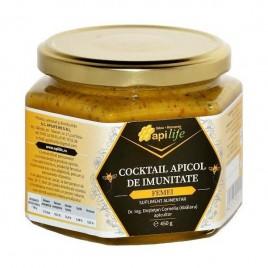 Cocktail Apicol Femei 450g Apilife