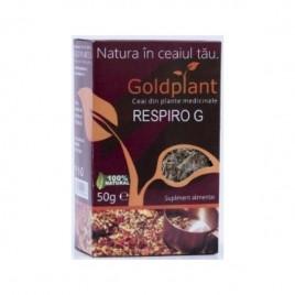 Ceai Respiro G 50g Goldplant