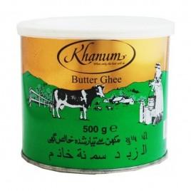 Unt Purificat Butter Ghee - 500g Khanum