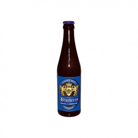 Ginger Beer Blueberry - 330ml Laboratoarele Merlin