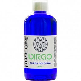 Cupru Coloidal Ionic Agnes Itara Pure Life, Virgo 15ppm 480ml