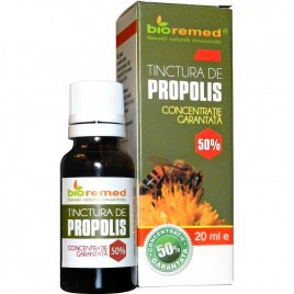 Tinctura Propolis 50% - 20ml Bioremed