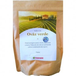 Ovaz Verde Pulbere 250g Parapharm