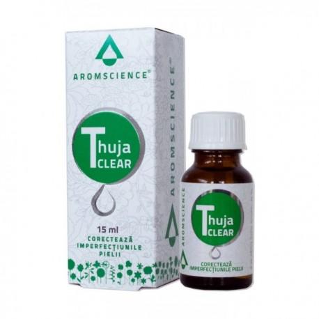 Ulei Tuia Clear 15ml Arom Science