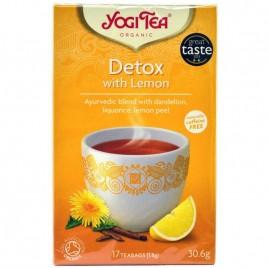 Ceai Detoxifiant Lamaie - Eco 17dz Yogi Tea