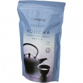 Ceai Verde Hojicha - Eco 125g Clearspring