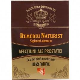 Ceai Afectiuni Prostata 200g Ambrau