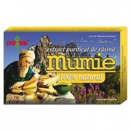 Mumie Extract Purificat De Rasina 30tb Damar