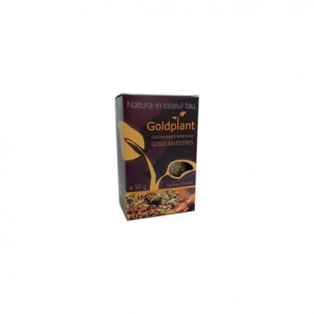 Ceai Gold Antistres 50g Goldplant
