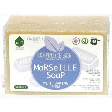 Sapun Solid De Marsillia - Eco 140g Biolu