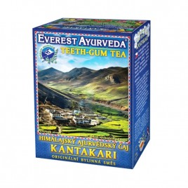 Ceai Kantakari - 100g Everest Ayurveda