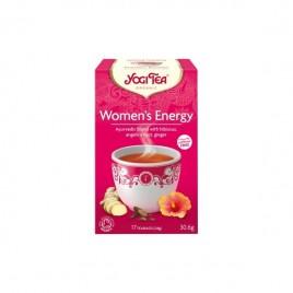 Ceai Energie Pentru Femei - Eco 17dz Yogi Tea