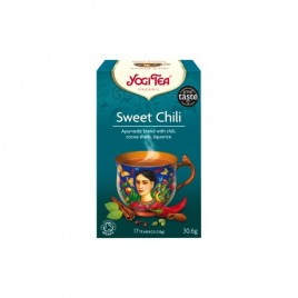 Ceai Sweet Chilli - Eco 17dz Yogi Tea