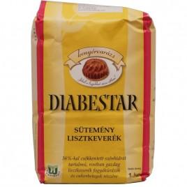 Mix Faina Pentru Diabetici - Prajituri - 1kg Diabestar