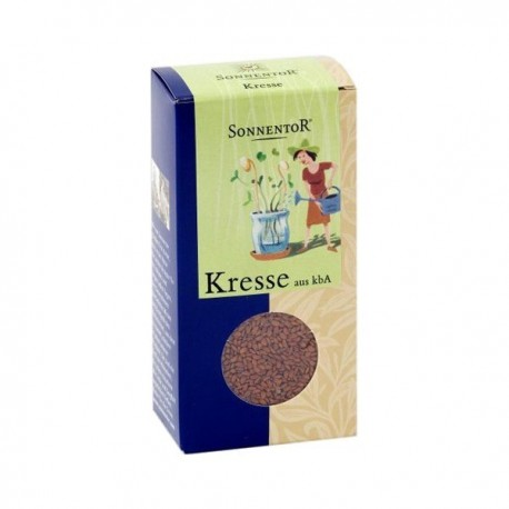 Seminte Creson Pentru Germinare - Eco 120g Sonnentor