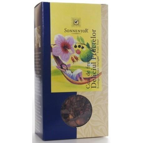 Ceai Deliciul Fructelor 100g Sonnentor