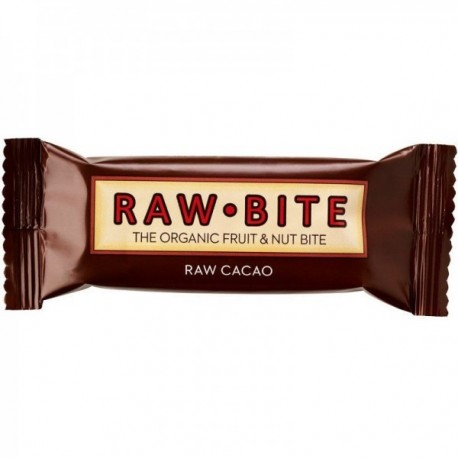 Baton Raw Cacao - Eco 50g Raw Bite