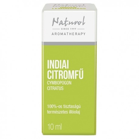 Ulei Indian Lemongrass - 10ml Naturol