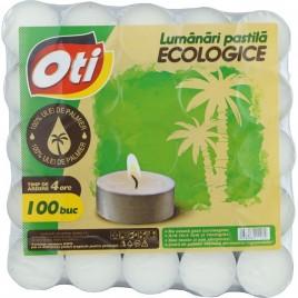 Lumanari Pastila - Eco 100 Buc Oti