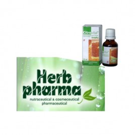 Citrovital Picaturi - 25ml Herb Pharma