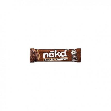 Baton Raw Cacao Crunch Nakd - 30g Natural Balance Foods