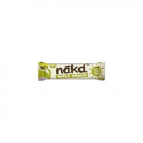Baton Raw Apple Danish Nakd - 30g Natural Balance Foods