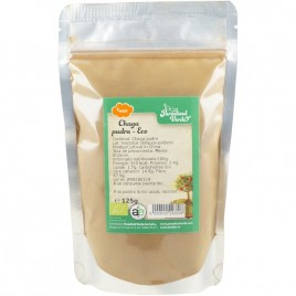 Pudra De Ciuperci Chaga - Eco 125g Paradisul Verde