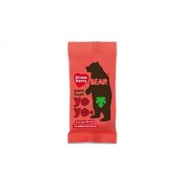 Jeleuri / Rulouri de Fructe si Legume Bear Yoyo, Capsuni, 20g Urban Fresh Foods