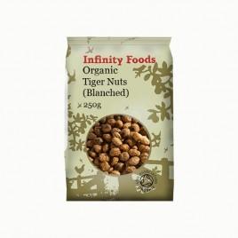 Alune Tiger Decojite - Eco 250g Infinity Foods