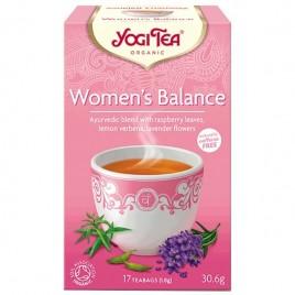 Ceai Yogi Tea Echilibrul Femeilor, Eco 17dz x 1.8g