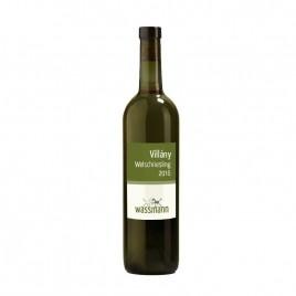 Vin biodinamic Riesling italian 2016 750ml Wassmann