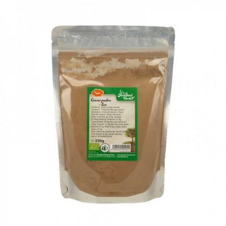 Pudra Cacao Eco 250g Paradisul Verde