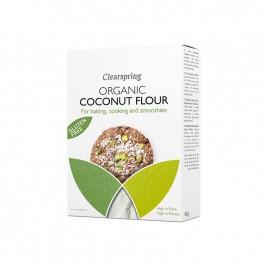 Faina de cocos Eco 400g Clearspring