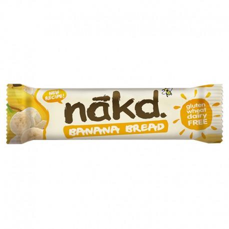Baton Raw Banana Bread 30g Nakd