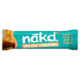 Baton Raw Salted Caramel 35g Nakd