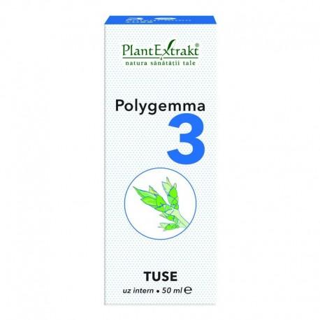 Polygemma Nr.3 Tuse 50ml Plantextract