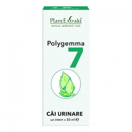 Polygemma Nr.7 Cai Urinare 50ml Plantextrakt