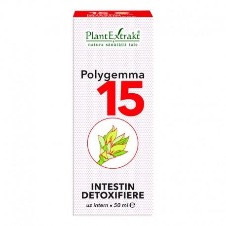 Polygemma Nr.15 Intestin-Detoxifiere 50ml Plantextrakt